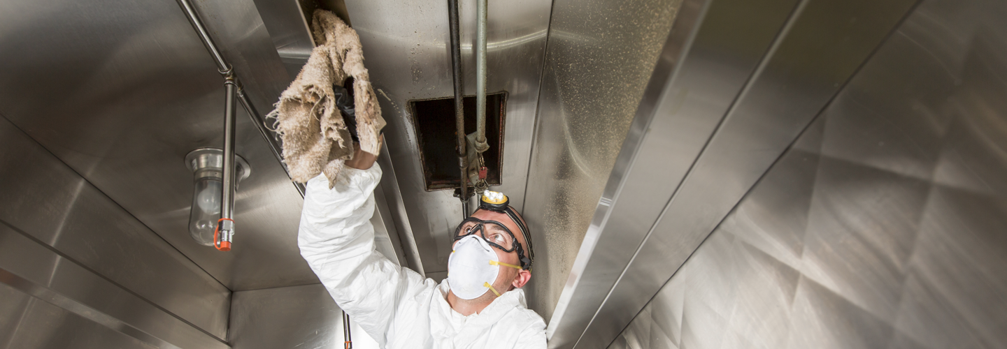 Kitchen Exhaust Cleaning | Pronto Mechanical Services, Inc.